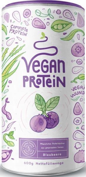 Alpha Foods Vegan Protein - 600g Dose