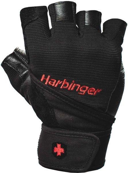 Harbinger Pro WristWrap Gloves