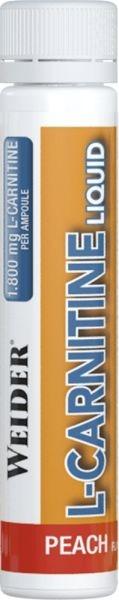 Weider L-Carnitine 1800mg Liquid - 1 Ampulle á 25ml