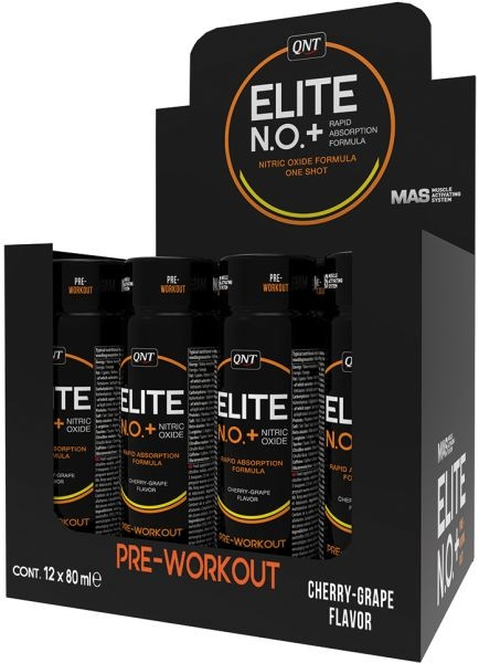 QNT MAS Elite N.O.+ Shot - 12 Shots