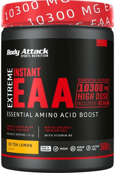 Body Attack Extreme Instant EAA - 500 g
