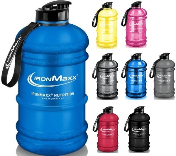 Ironmaxx Water Gallon 2200ml - Diverse Farben