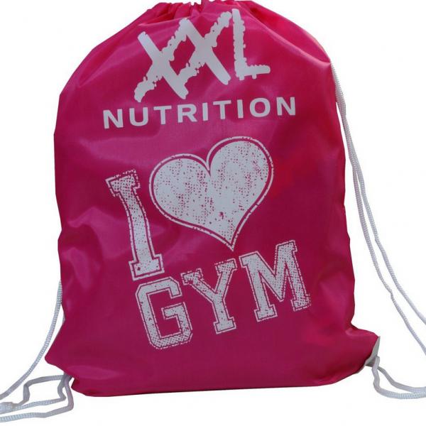 XXL Nutrition I Love Gym Gymbag - pink