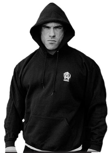 Universal Nutrition ANIMAL Hooded Pullover - Black