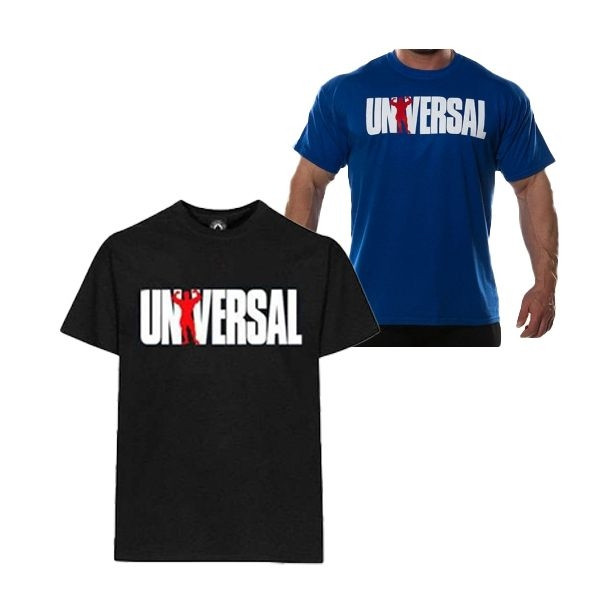Universal Nutrition Logo T-Shirt '77