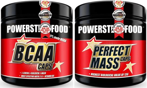 Powerstar Muscle Pack - 600 Kapseln