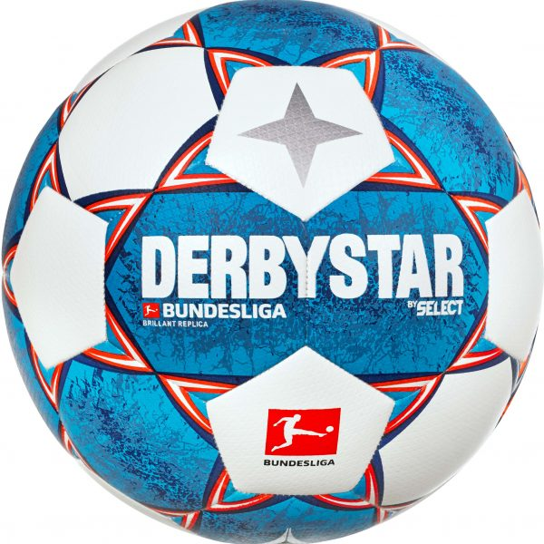 """Derbystar Fußball """"Bundesliga Brillant Replica 2021/2022"""" - Bälle - Derbystar"""