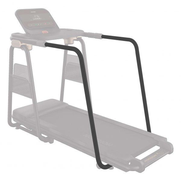 Horizon Fitness Extra lange Handläufe für Laufband Citta TT5.0 - Fitnessgeräte - Horizon Fitness