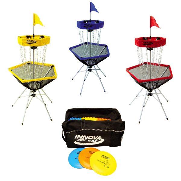Innova Disc Golf Schulset - Freizeitspiele - Innova