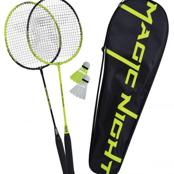 """Talbot Torro Badminton-Set """"Magic Night"""" - Freizeitspiele - Talbot torro"""