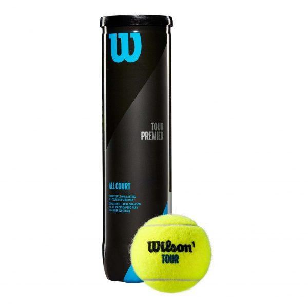 """Wilson Tennisbälle """"Tour Premier"""" - Teamsport - Wilson"""